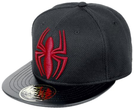 Spider-Man Adjustable Cap Red Spider-0