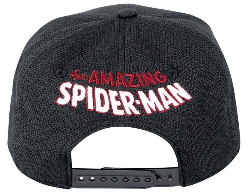 Spider-Man Adjustable Cap Red Spider-2882