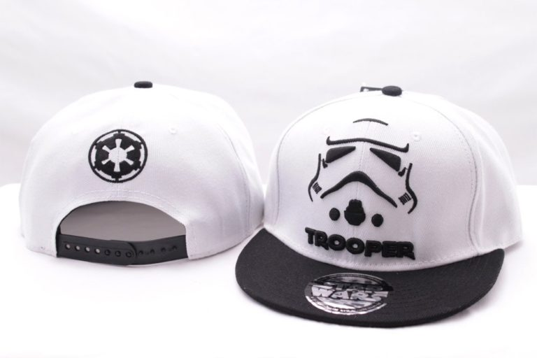 Star Wars Adjustable Trooper Cap -0