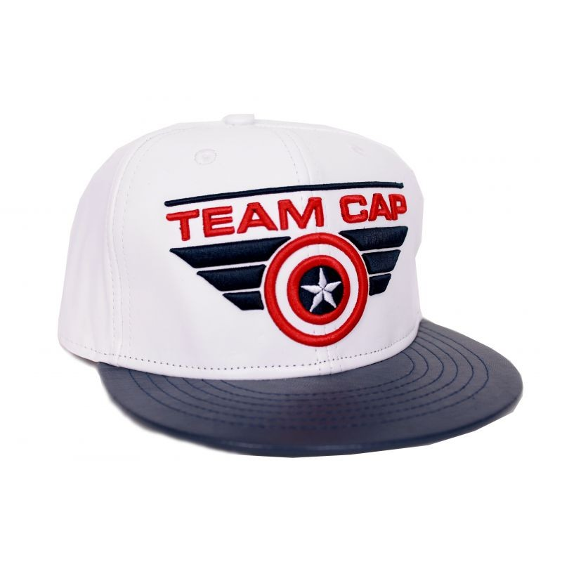 Captain America Civil War Adjustable Cap Team Cap-0