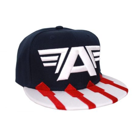 Captain America Civil War Adjustable Cap Captain America-0