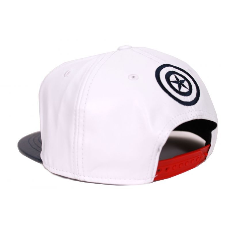 Captain America Civil War Adjustable Cap Team Cap-3058