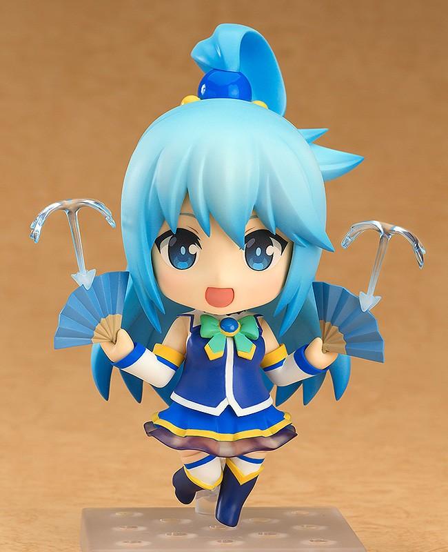 Kono Subarashii Sekai ni Shukufuku o! Nendoroid Action Figure Aqua 10 cm