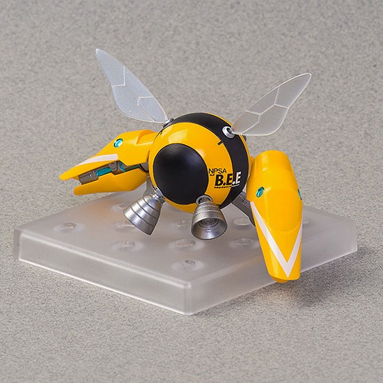 School Shock Nendoroid PVC Action Figure Liu Li 10cm