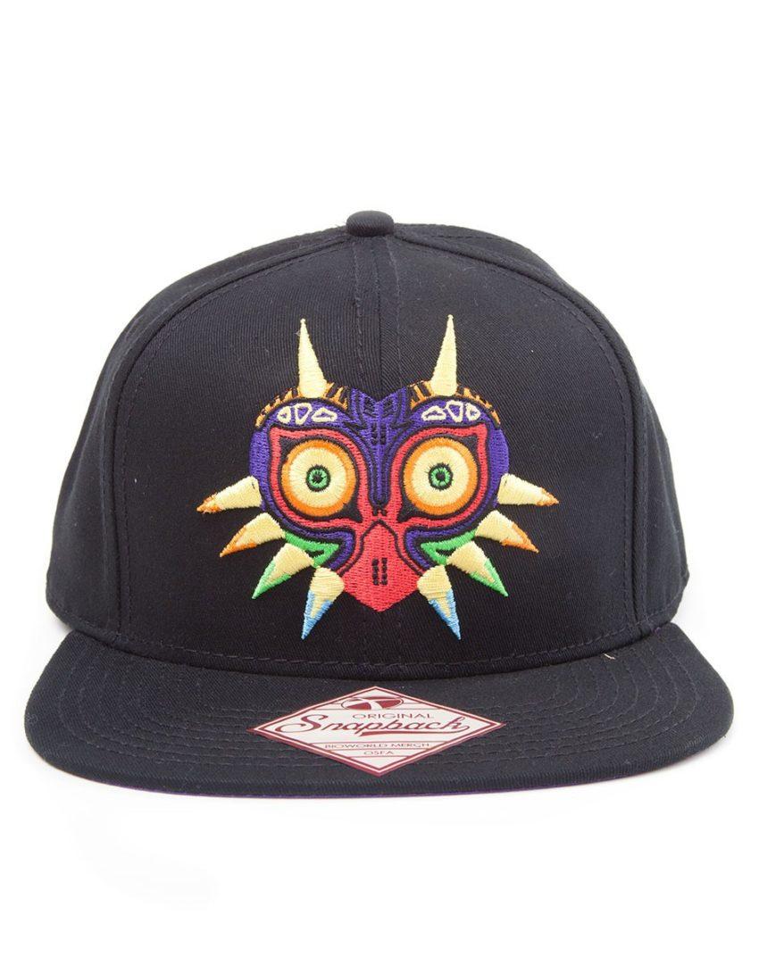 The Legend of Zelda Majoras Mask Snapback Cap