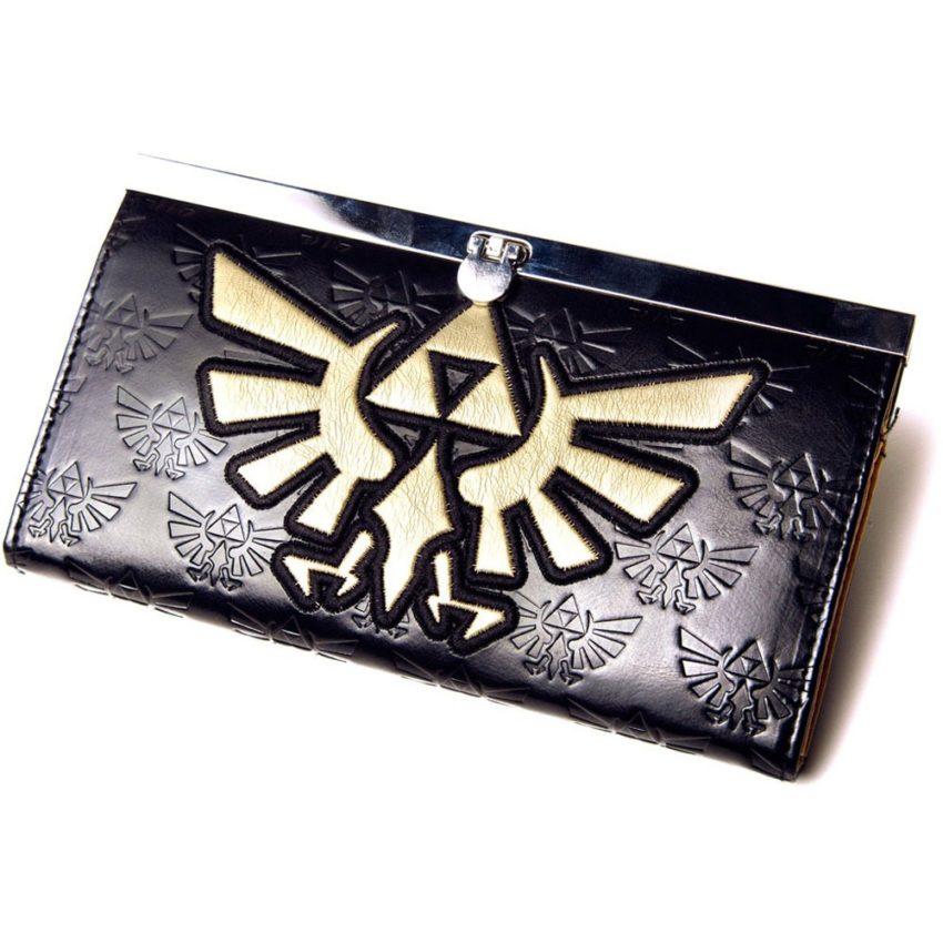 The Legend of Zelda Purse Zelda (Golden Logo)