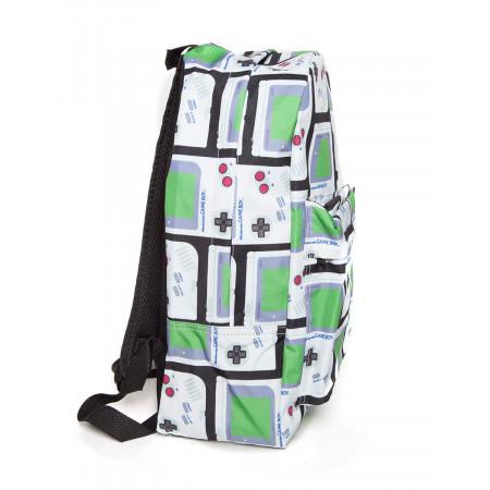 Nintendo Backpack Gameboy All Over Print