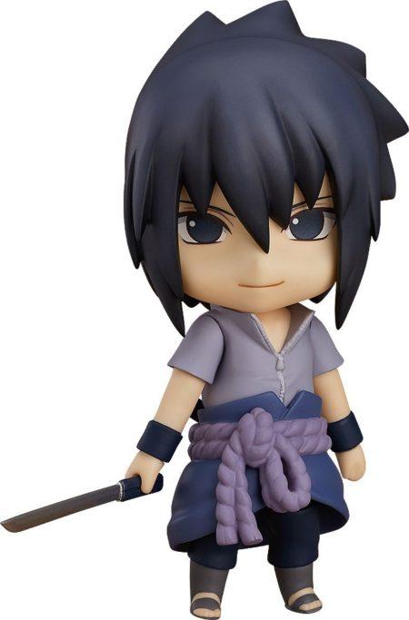 Naruto Shippuden Nendoroid PVC Action Figure Sasuke Uchiha 10 cm