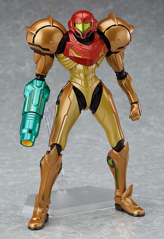 Metroid Prime 3 Corruption Figma Action Figure Samus Aran Prime 3 Ver.-0