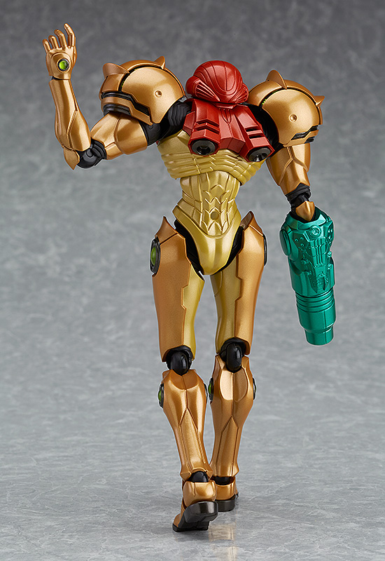 Metroid Prime 3 Corruption Figma Action Figure Samus Aran Prime 3 Ver.-4612