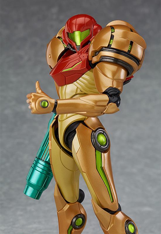 Metroid Prime 3 Corruption Figma Action Figure Samus Aran Prime 3 Ver.-4617