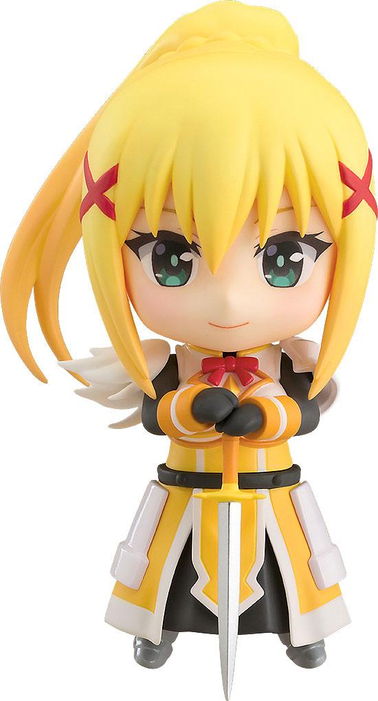 Kono Subarashii Sekai ni Shukufuku o! Nendoroid Action Figure Darkness 10 cm-0