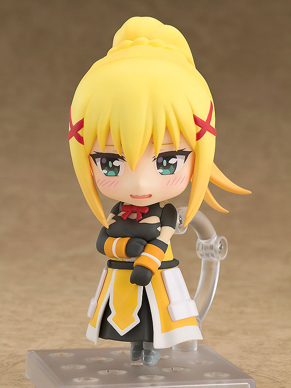 Kono Subarashii Sekai ni Shukufuku o! Nendoroid Action Figure Darkness 10 cm-4527