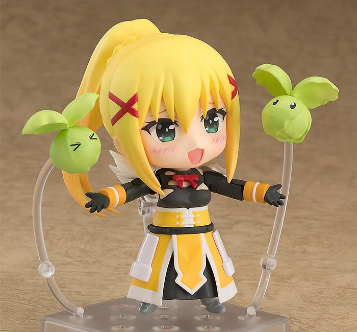 Kono Subarashii Sekai ni Shukufuku o! Nendoroid Action Figure Darkness 10 cm-4526