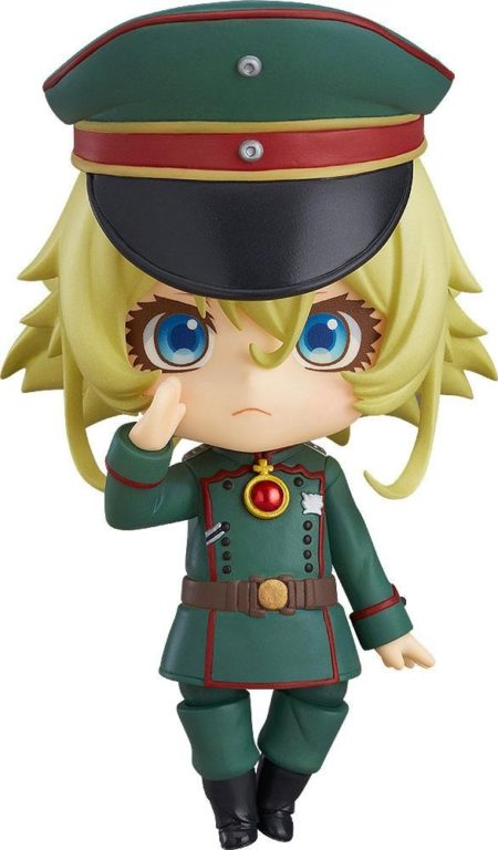 Saga of Tanya the Evil Nendoroid Action Figure Tanya Degurechaff 10 cm-0