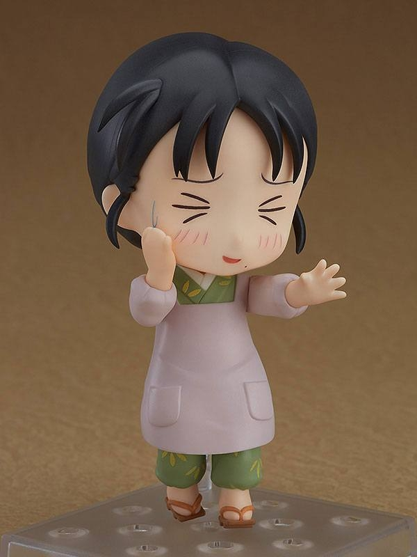 In This Corner of the World Nendoroid Action Figure Suzu 10 cm-5793
