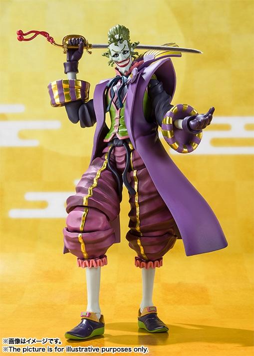 Batman Ninja S.H.Figuarts Devil Joker 16cm-6472
