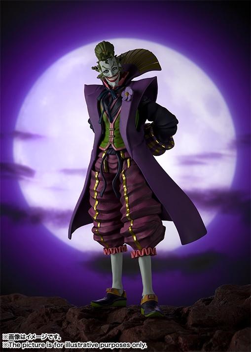 Batman Ninja S.H.Figuarts Devil Joker 16cm-6477