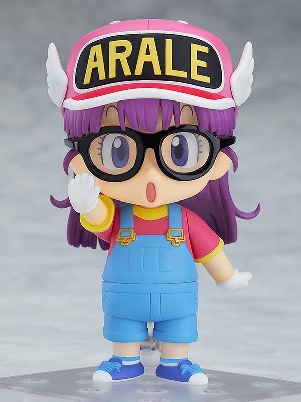 Dr. Slump Nendoroid Action Figure Arale Norimaki 10 cm-0