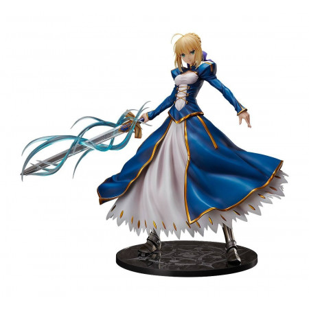 Fate/Grand Order PVC Statue 1/4 Saber/Altria Pendragon 39 cm-0