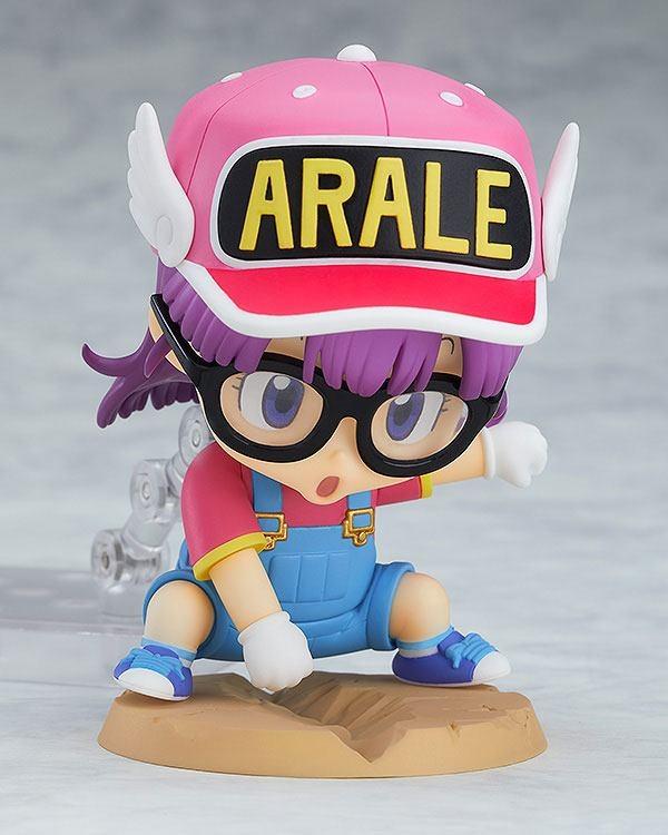 Dr. Slump Nendoroid Action Figure Arale Norimaki 10 cm-6670