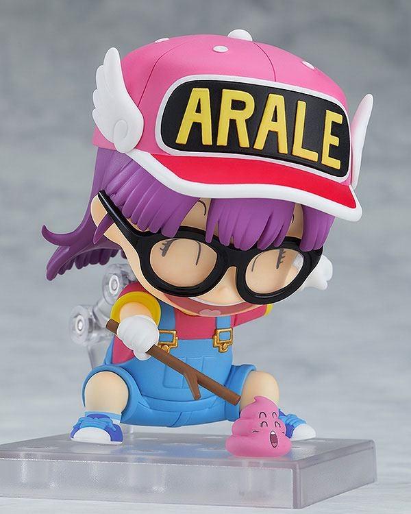 Dr. Slump Nendoroid Action Figure Arale Norimaki 10 cm-6671