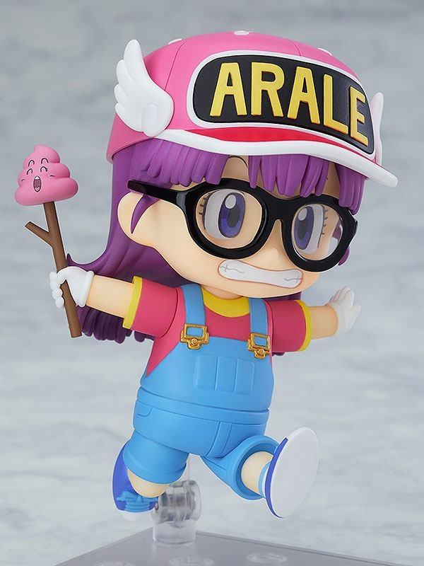 Dr. Slump Nendoroid Action Figure Arale Norimaki 10 cm-6672