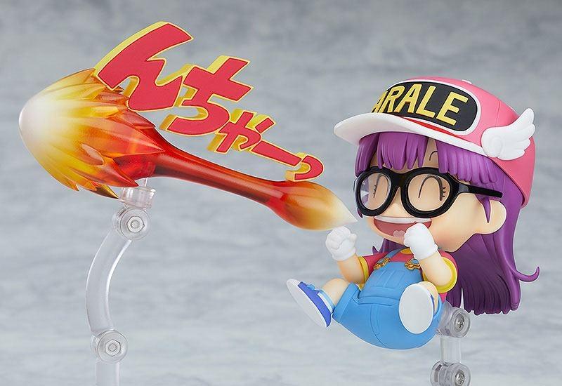 Dr. Slump Nendoroid Action Figure Arale Norimaki 10 cm-6673