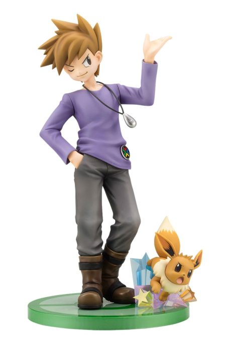 ARTFX J Pokemon Series 1/8 Scale Pre-Painted Figure Green with Eevee-0