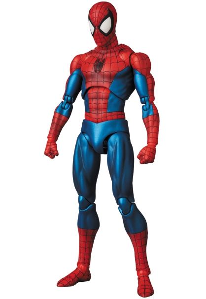 The Amazing Spider-Man MAFEX Spider-man Comic Ver-7423