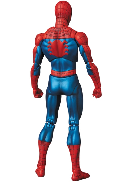 The Amazing Spider-Man MAFEX Spider-man Comic Ver-7426