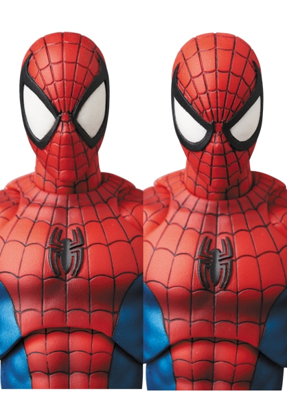 The Amazing Spider-Man MAFEX Spider-man Comic Ver-7427