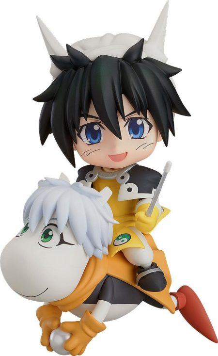 Hakyu Hoshin Engi Nendoroid Taikobo & Supushan-0