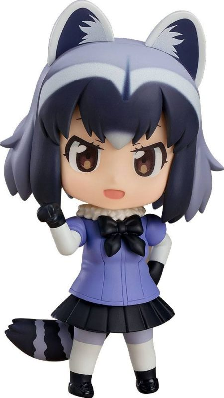 Kemono Friends Nendoroid Action Figure Common Raccoon 10 cm-0