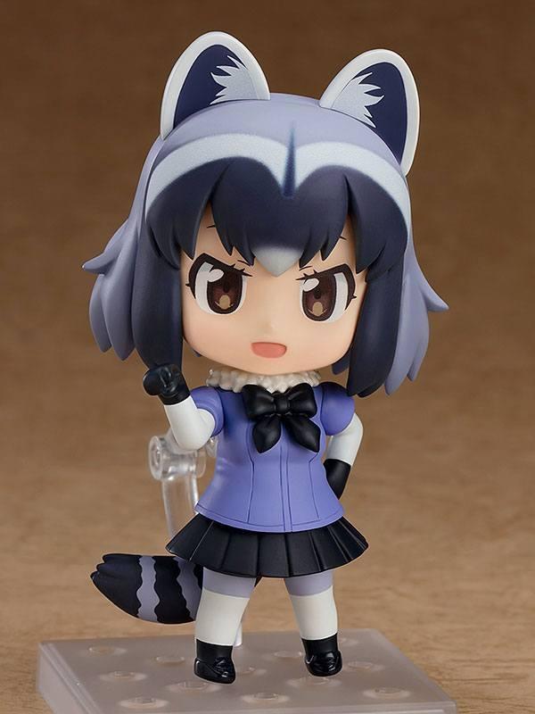Kemono Friends Nendoroid Action Figure Common Raccoon 10 cm-7256