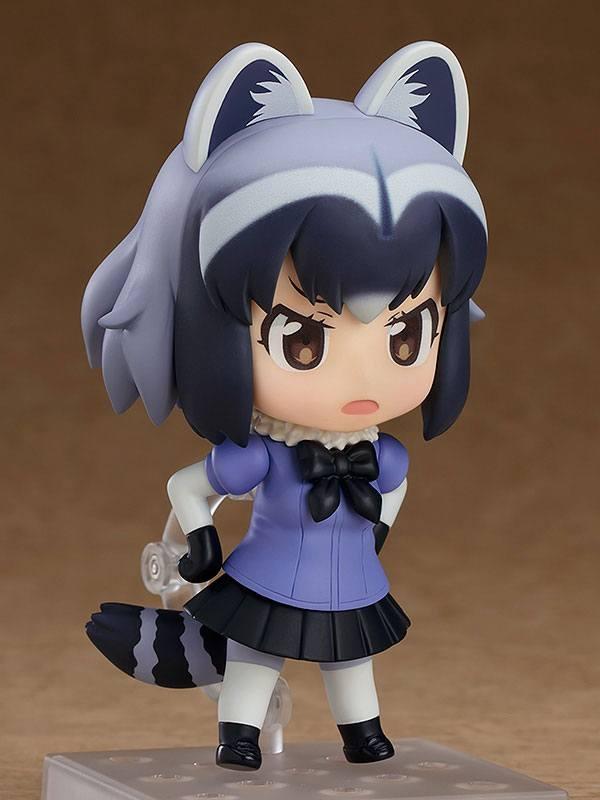 Kemono Friends Nendoroid Action Figure Common Raccoon 10 cm-7258