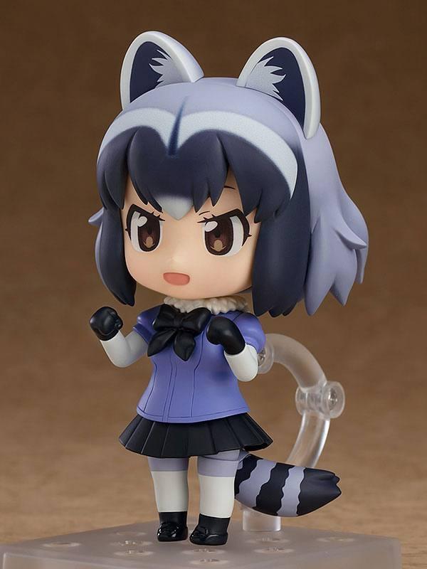 Kemono Friends Nendoroid Action Figure Common Raccoon 10 cm-7259