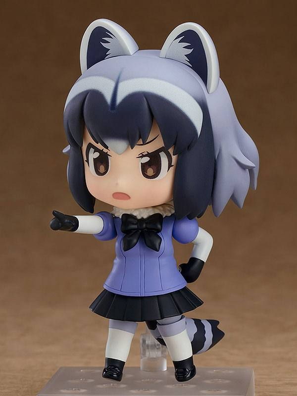 Kemono Friends Nendoroid Action Figure Common Raccoon 10 cm-7260