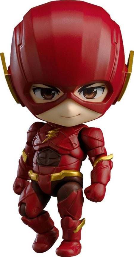 Justice League Nendoroid Flash Justice League Edition-0