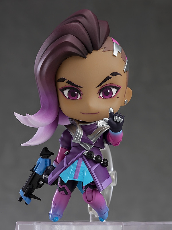 Overwatch Nendoroid Sombra Classic Skin Edition-8222
