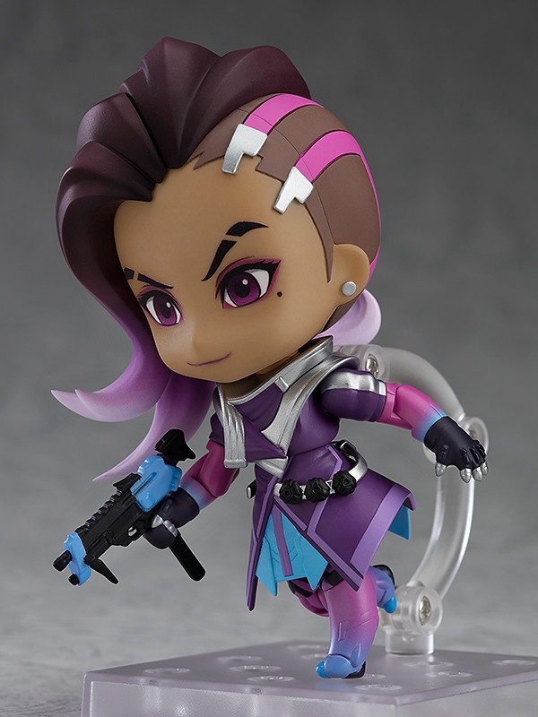Overwatch Nendoroid Sombra Classic Skin Edition-8224