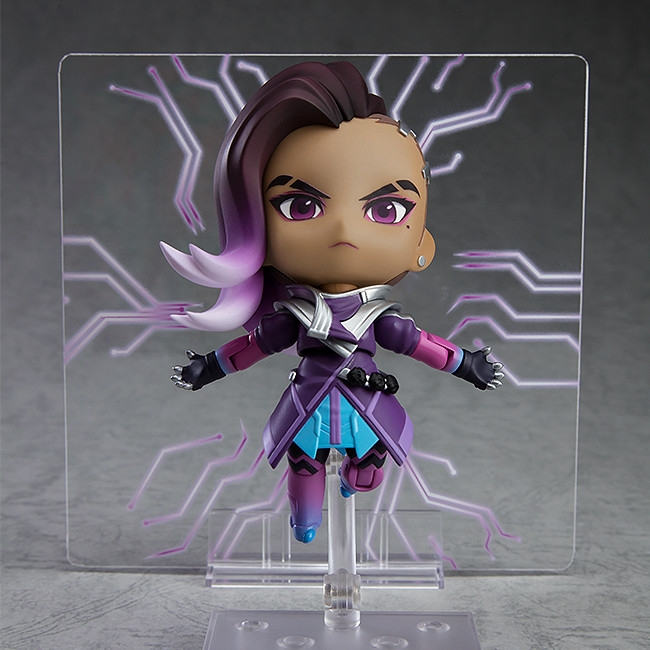 Overwatch Nendoroid Sombra Classic Skin Edition-8228