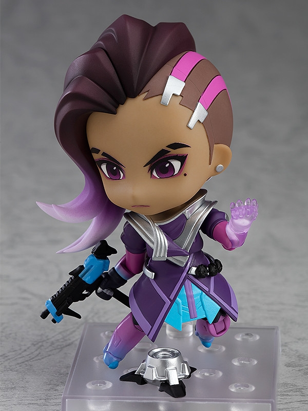 Overwatch Nendoroid Sombra Classic Skin Edition-8225