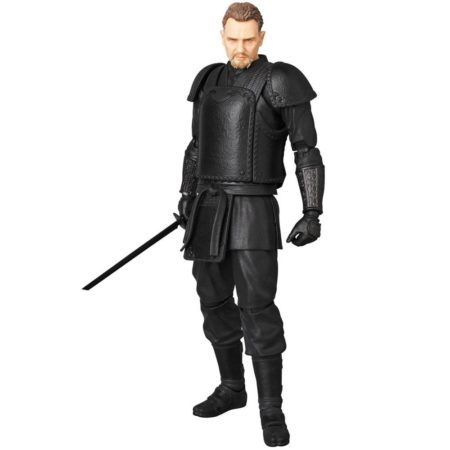 The Dark Knight MAFEX Ra's al Ghul-0