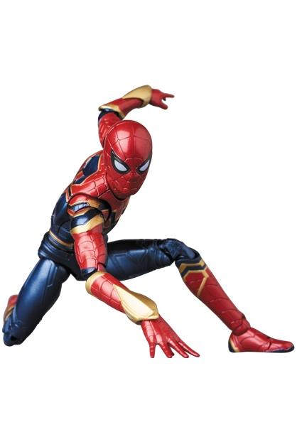 Avengers Infinity War MAFEX Iron Spider-8898