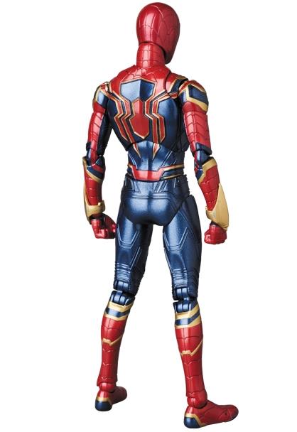 Avengers Infinity War MAFEX Iron Spider-8900