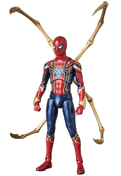 Avengers Infinity War MAFEX Iron Spider-8901