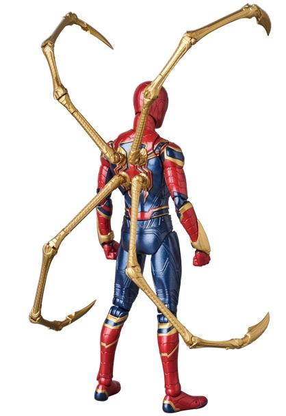 Avengers Infinity War MAFEX Iron Spider-8902
