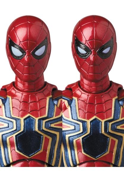 Avengers Infinity War MAFEX Iron Spider-8903