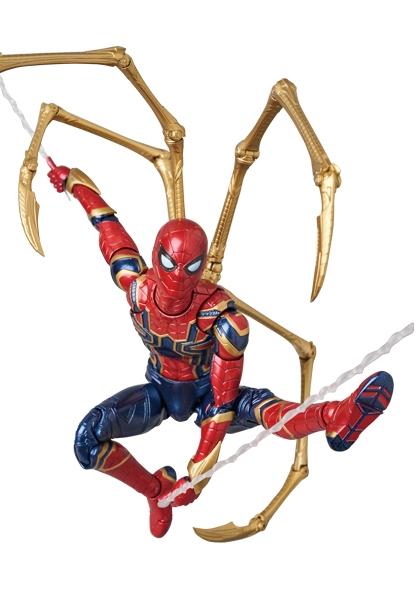 Avengers Infinity War MAFEX Iron Spider-8904